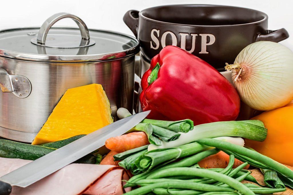 jak vařit ze zeleniny
