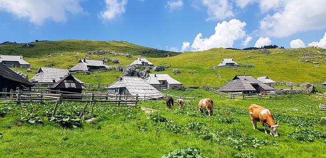 Nejkrásnější místa Evropy: Velika Planina