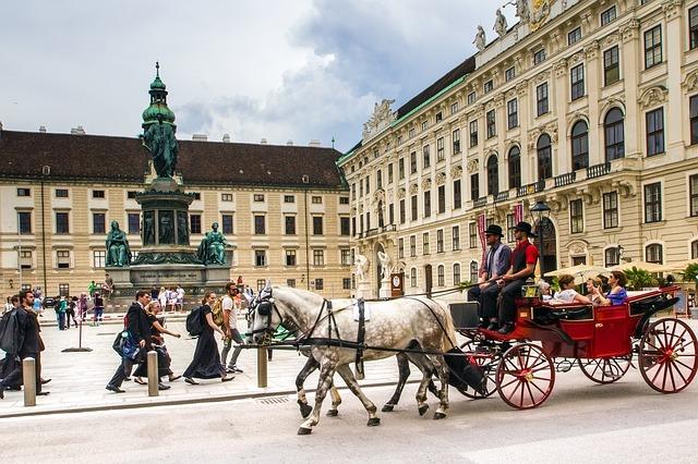 Nejkrásnější města Evropy: Vídeň