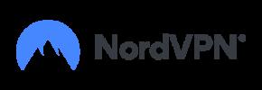 NordVPN logo recenze