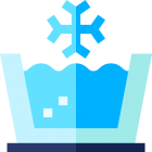 Studená sprcha ikona